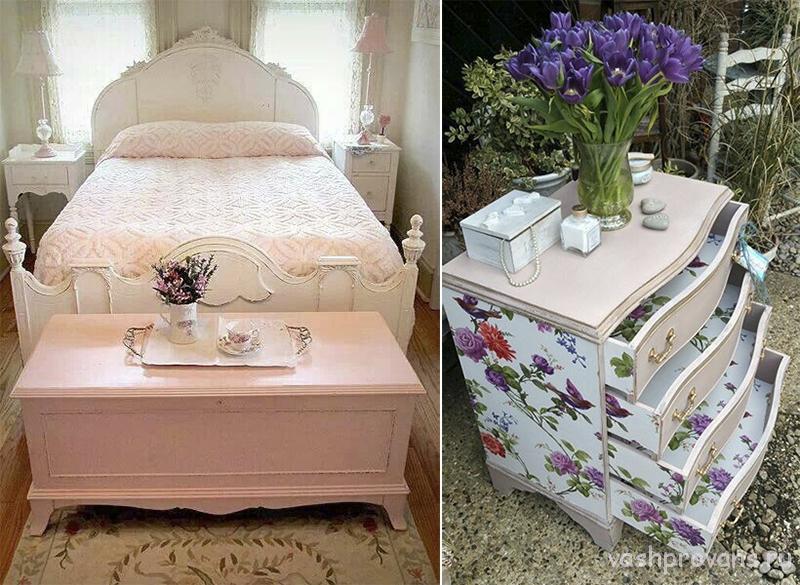 mebel-provans-rozovaya-cvety